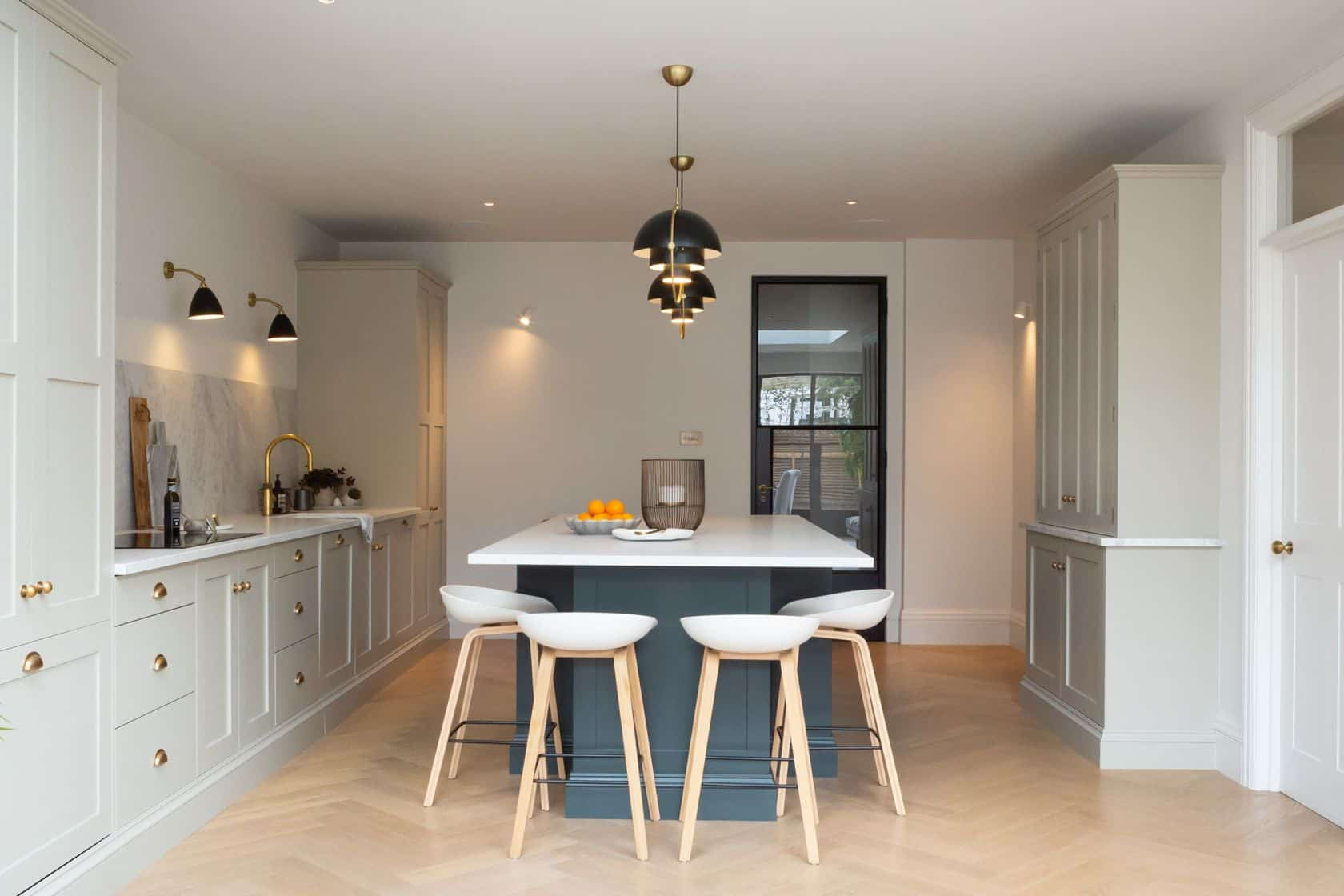 Bespoke Shaker Kitchen John Lewis of Hungerford