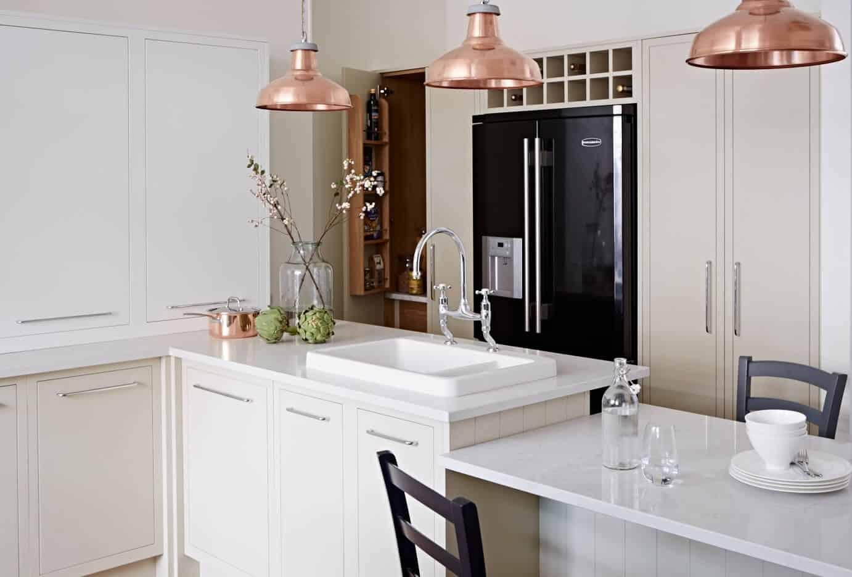modern kitchen John Lewis of Hungerford