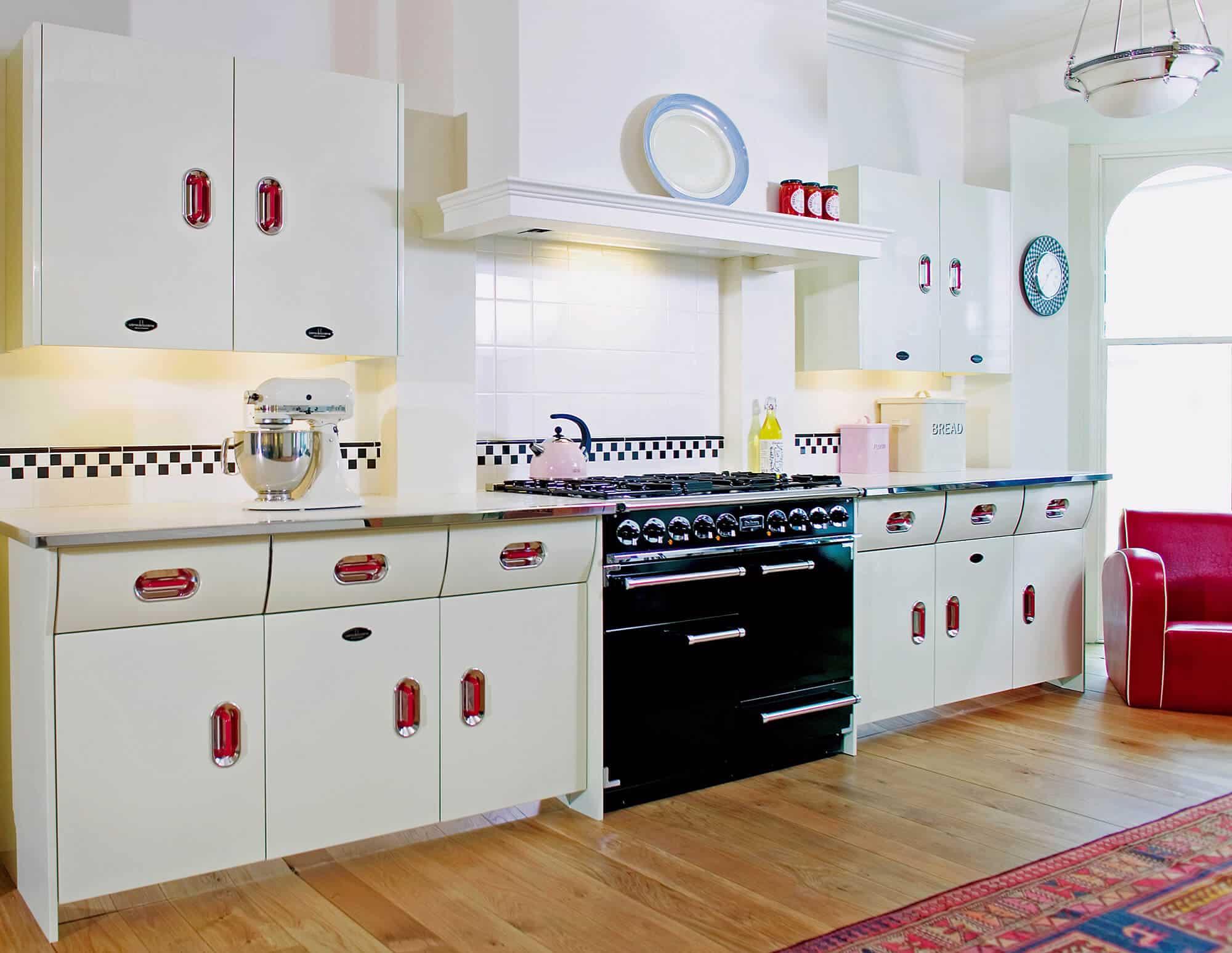 Bespoke Retro Style Kitchens John Lewis Of Hungerford