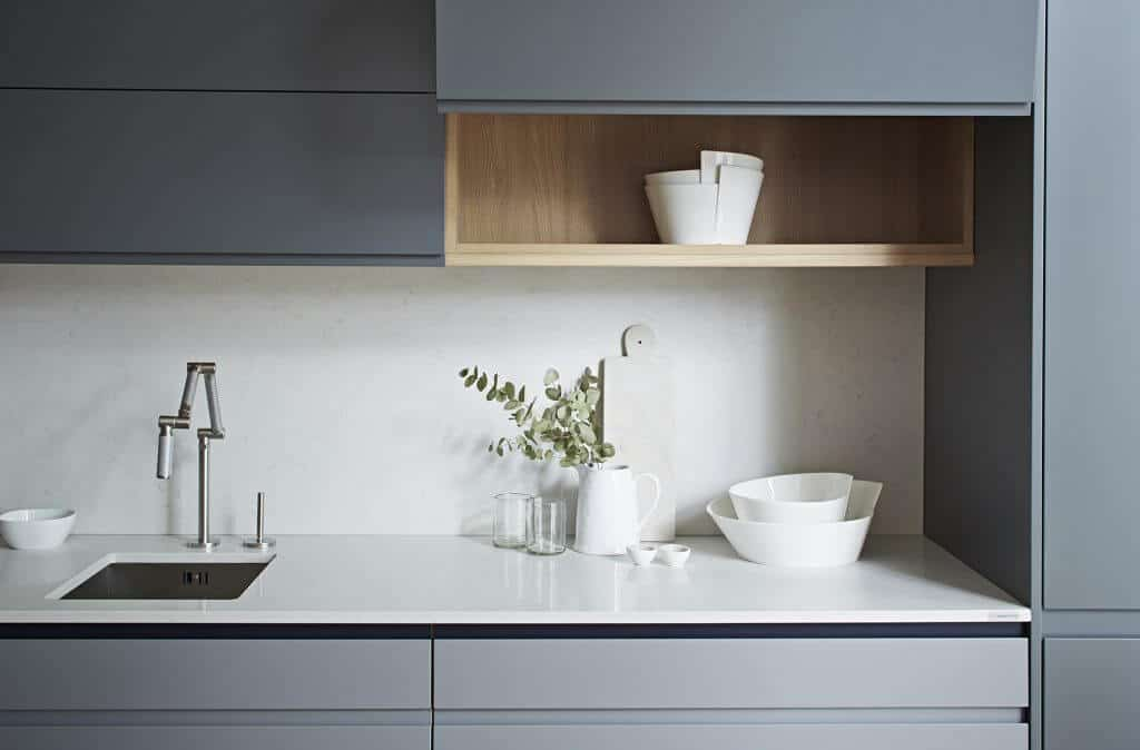 Pure kitchen sink John Lewis of Hungerford