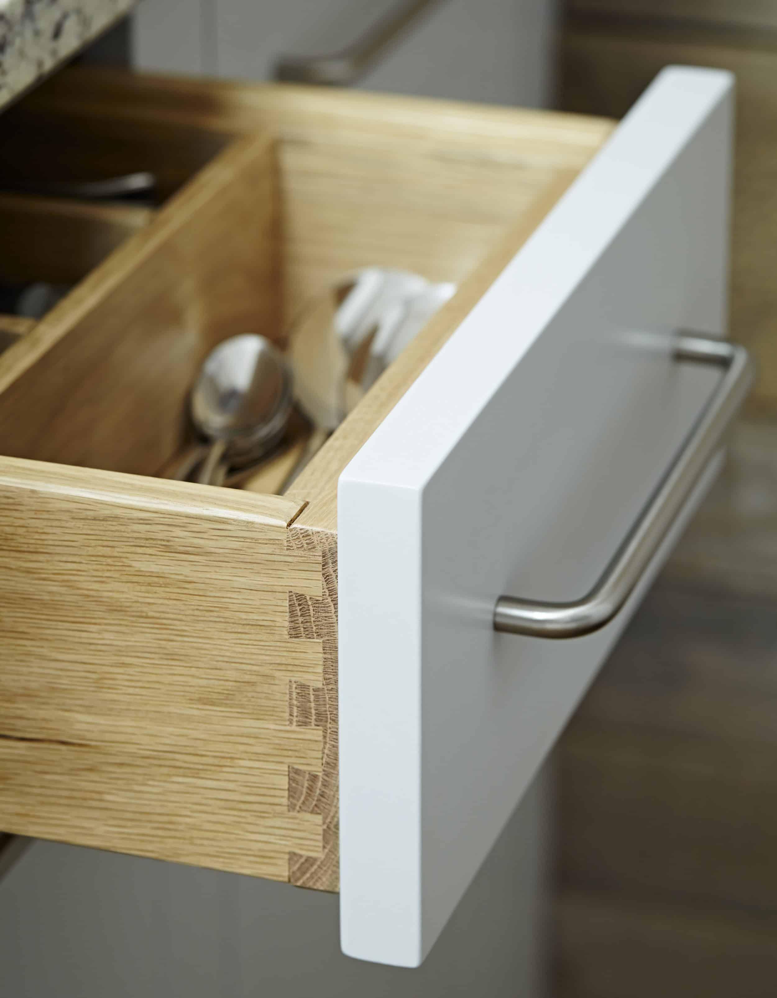 Oak Drawer