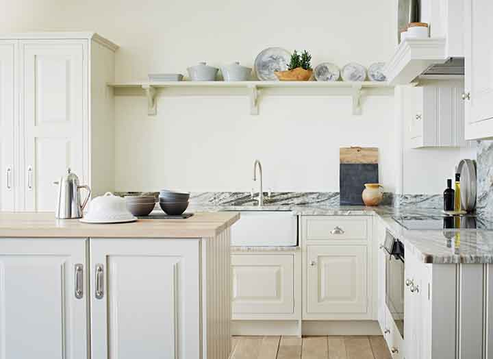 White Artisan Kitchen John Lewis of Hungerford