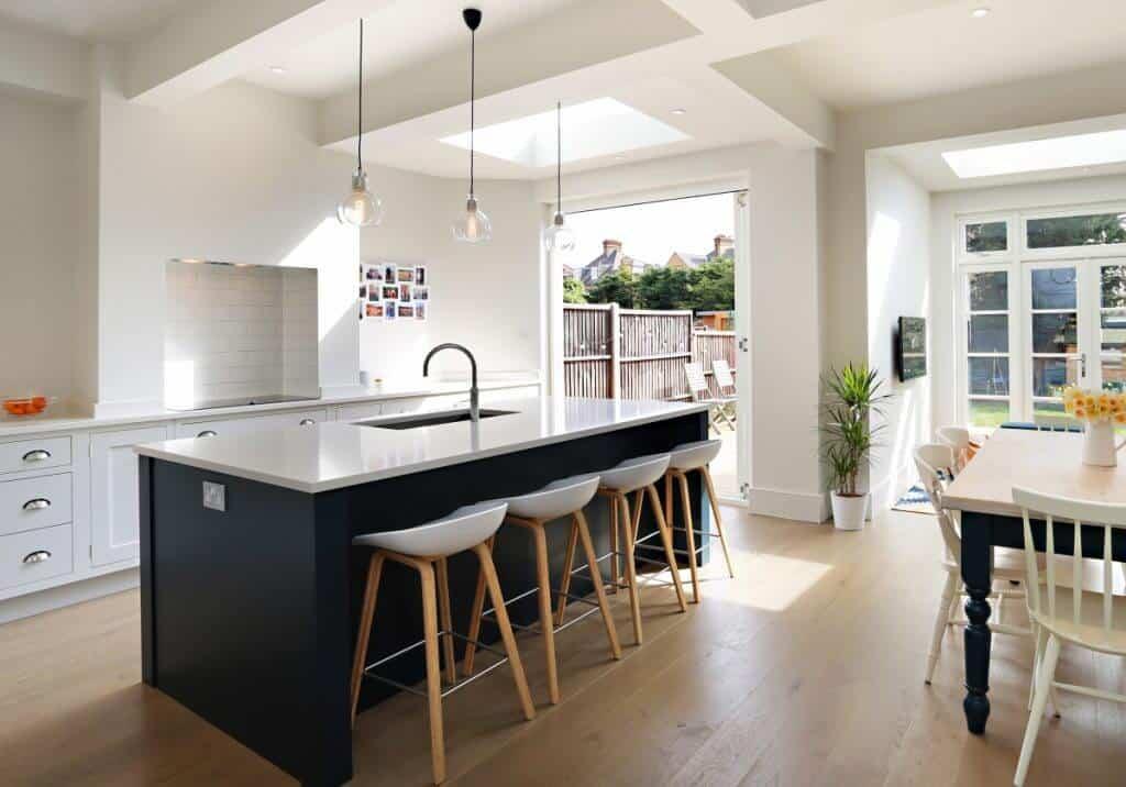 Designer Painted Kitchens