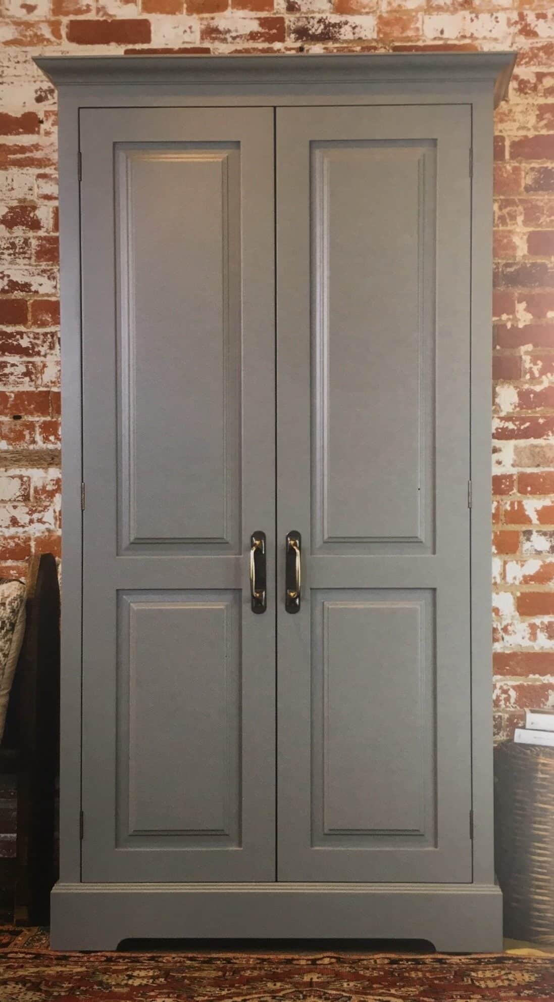Freestanding Double Door Wardrobe John Lewis Of Hungerford