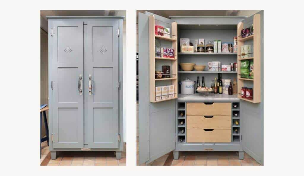 Free Standing Kitchen Pantries Pantry Cabinets