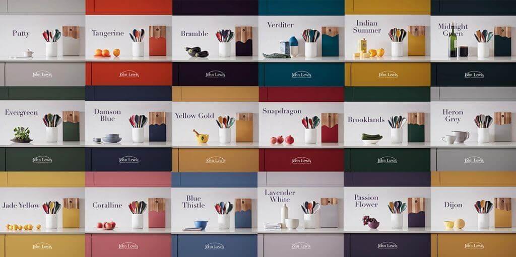 Kitchen paint colours