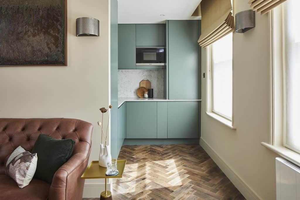 Bespoke design micro kitchen