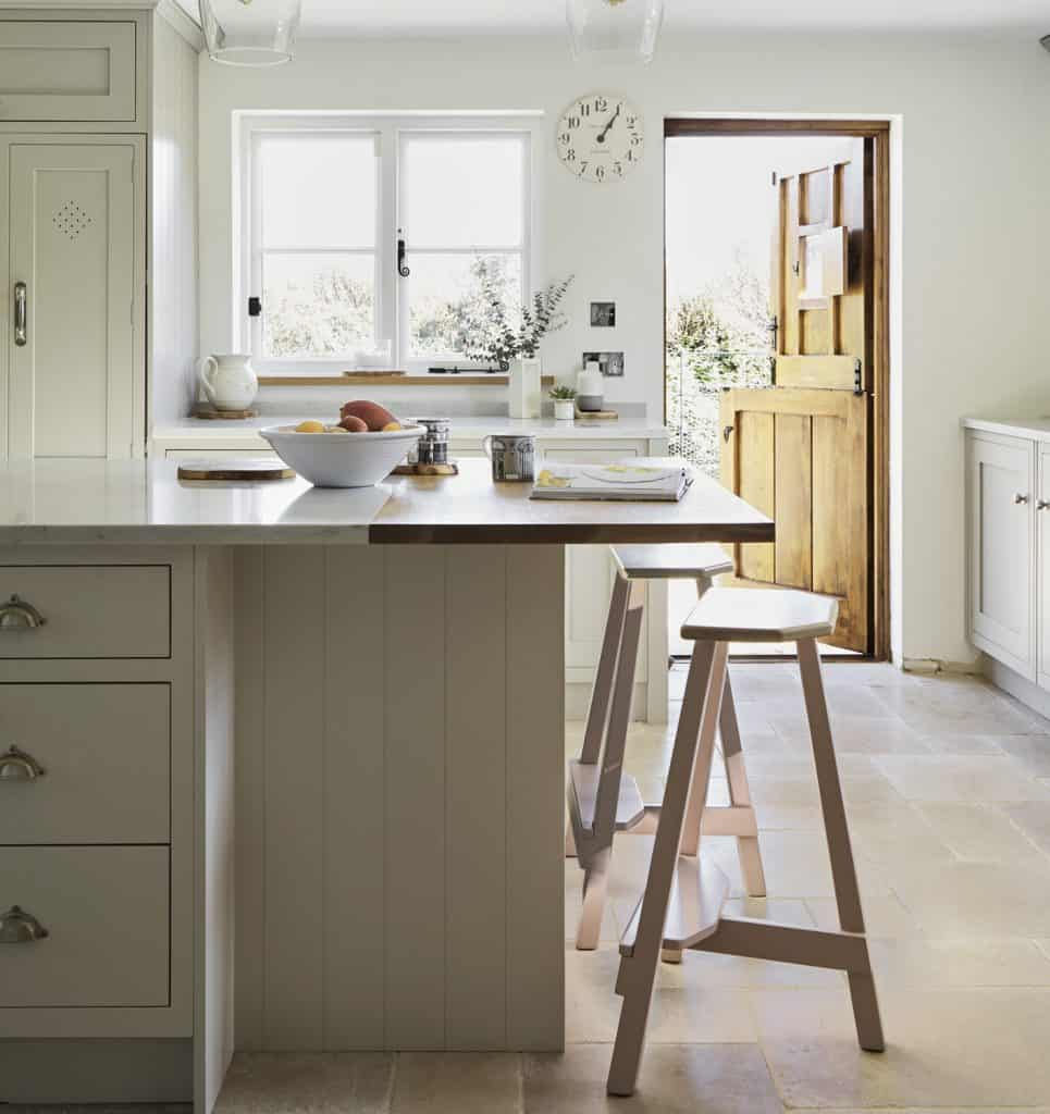 Farmhouse Shaker Kitchen