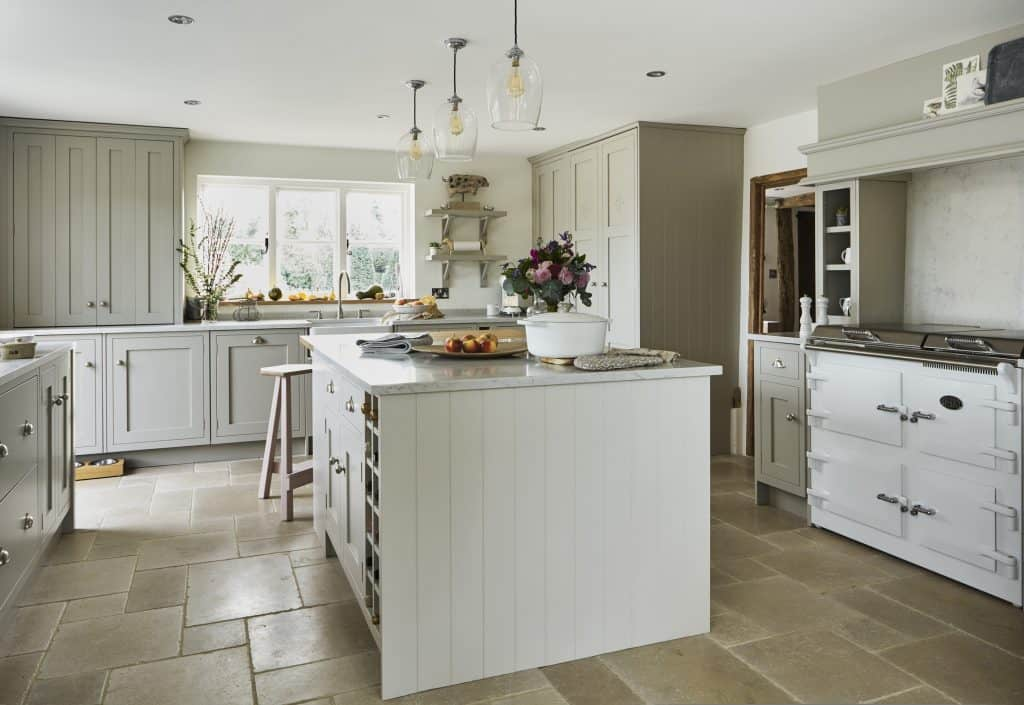 Farmhouse Traditional Kitchen John Lewis of Hungerford