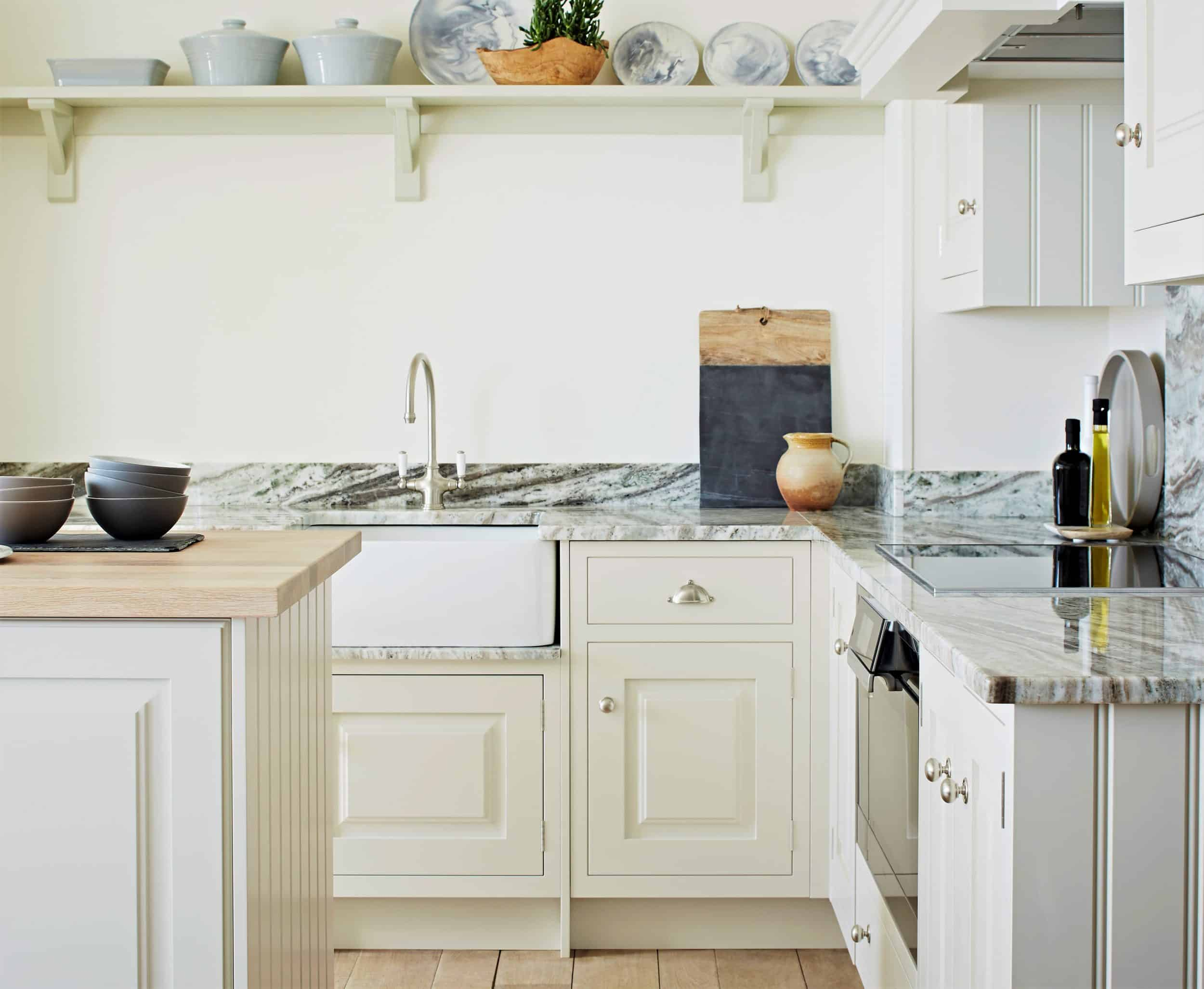 Traditional style kitchen John Lewis of Hungerford