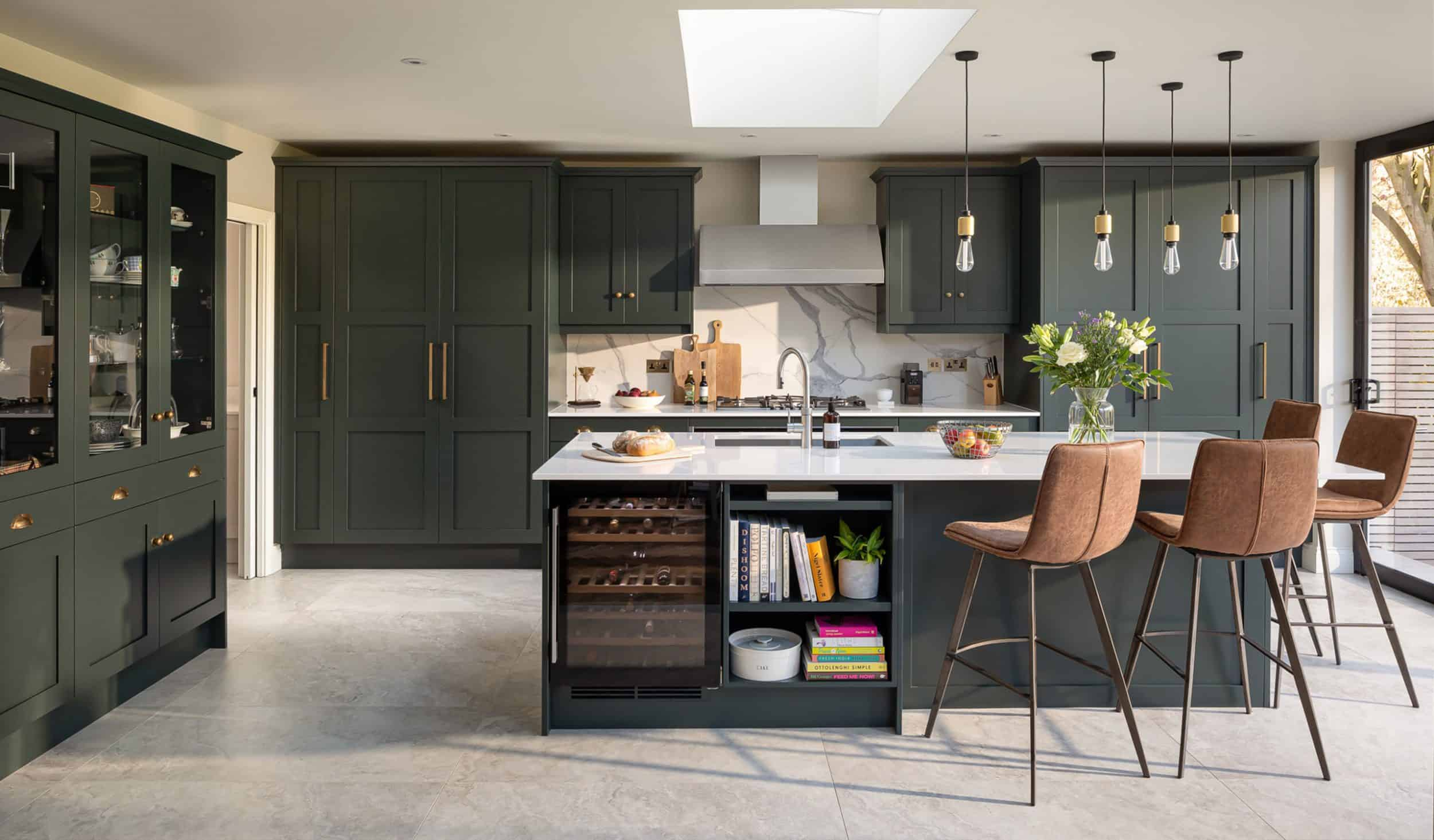 John Lewis of Hungerford Interior and kitchen view 2