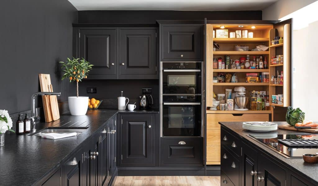 John Lewis of Hungerford Interio and kitchen view 5