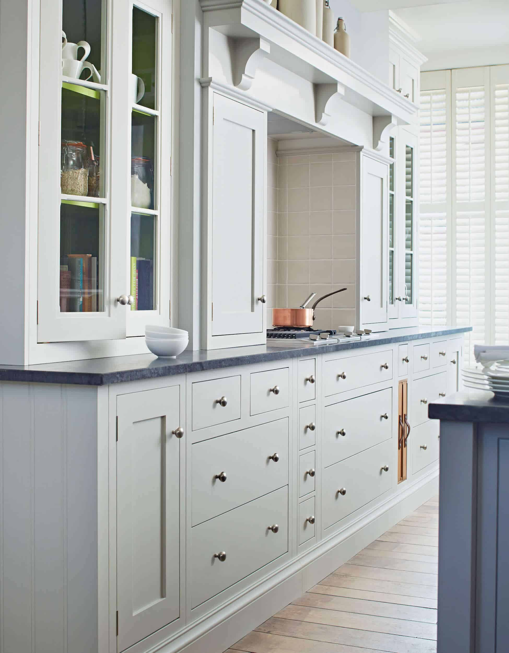 White Shaker Kitchen John Lewis of Hungerford